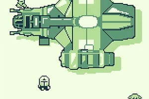 "If ""The Mandalorian"" Were a Vintage Game Boy Game …"