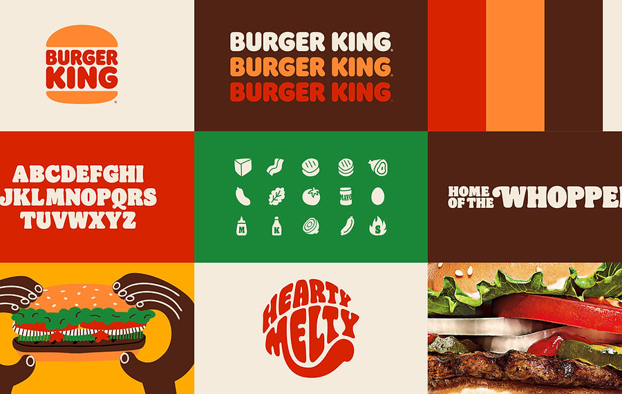 The Burger King Rebrand: Design Fit for a King?