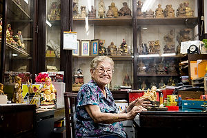 Saving the Last Taoist Effigy Shop in Singapore With Design