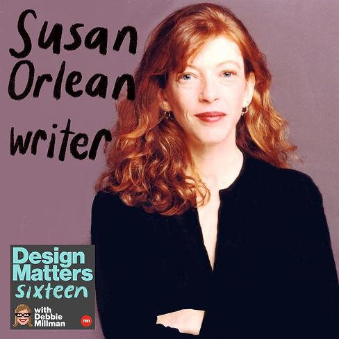 Design Matters: Susan Orlean