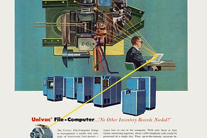 Do You Compute? Tech Ads From the Atomic Age to Y2K
