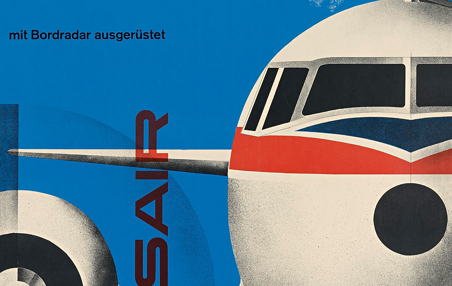 """Escaping to the Skies With """"Airline Visual Identity 1945–1975"""""""