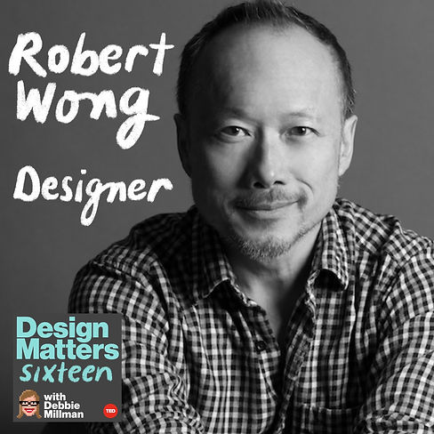 Design Matters From the Archive: Robert Wong