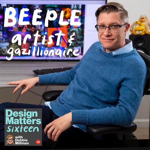 Design Matters: Beeple
