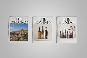 Shaking Up the Sommelier Branding