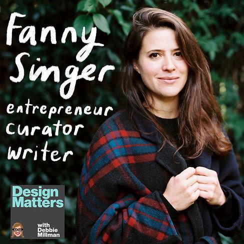 Design Matters: Fanny Singer