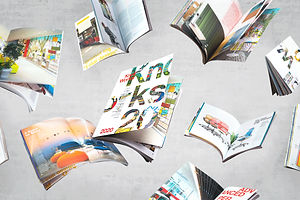 """Publication Design: """"Knoll Works"""" Works"""