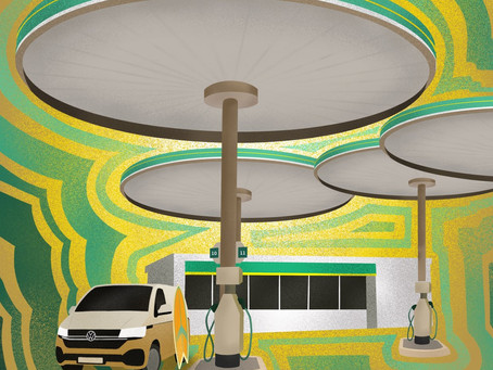 Tripping Out on Service Station Psychedelia