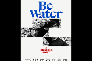 "Celebrating Bruce Lee and ""Be Water"" in 10 Posters"