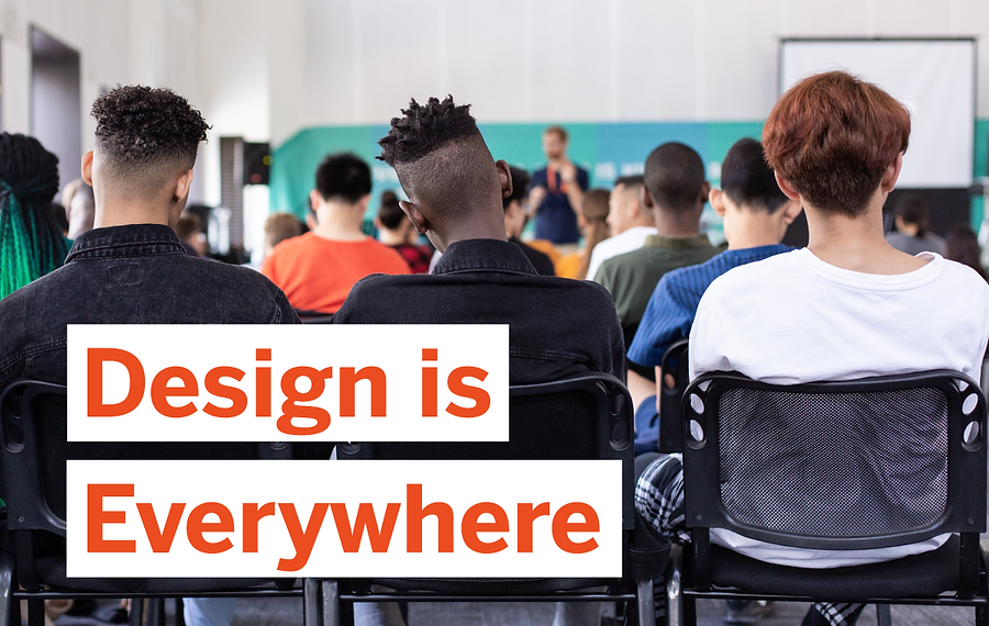Design is Everywhere: How Can We Build a More Inclusive Architecture Field?