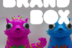 BrandBox: Art, Design and NFTs—WTF?