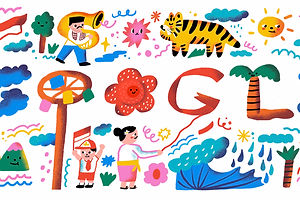 20 of the Best Google Doodles of 2020