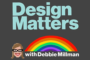 10 Design Matters Episodes to Listen to as You Celebrate Pride
