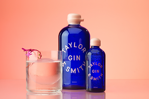Your Moment of Design Zen: Taylor & Smith Distilling Co.