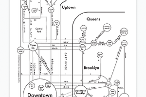 The Best MTA Map?