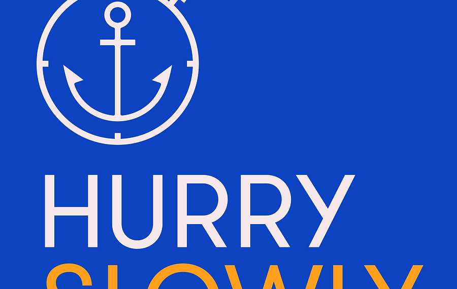 Hurry Slowly: A Call For Rest & Tenderness