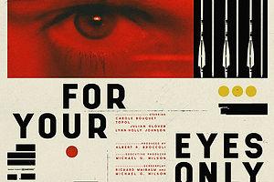 Matt Needle: 25 Posters for 25 James Bond Films