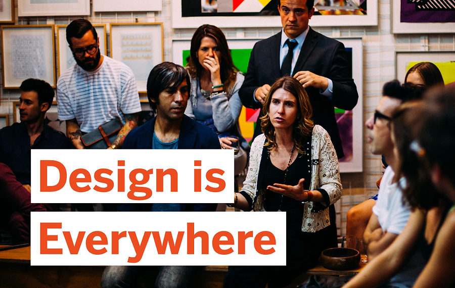 Design is Everywhere: How to Take Design Education to the Next Level