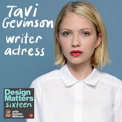 Design Matters: Tavi Gevinson
