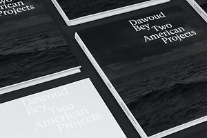 Designing Dawoud Bey's Brilliant New Book