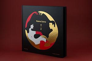 Malika Favre's Kama Sutra Typographic Alphabet