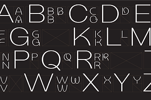 Type Tuesday: The Sci-Fi Flavors of Alleanz