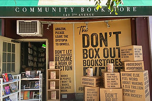 Indie Bookstores Box It Out With Amazon