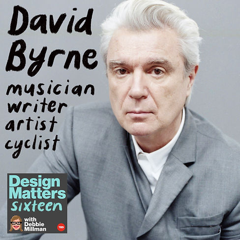 Design Matters: David Byrne