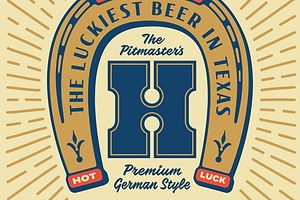 Brand of the Day: Horseshoe Pilsner—a Beer in Support of the Service Industry