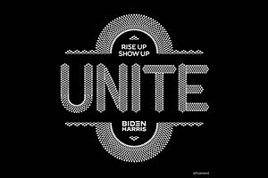 Rise Up, Show Up, and Unite Today!