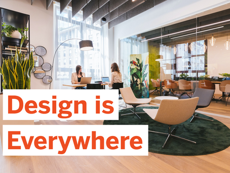 Design is Everywhere: The Importance of Sustainable Materials in the Workplace