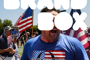 BrandBox: QAnon, a Brand Audit