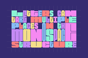 Type Tuesday: The Typographic Playground That is Enorme