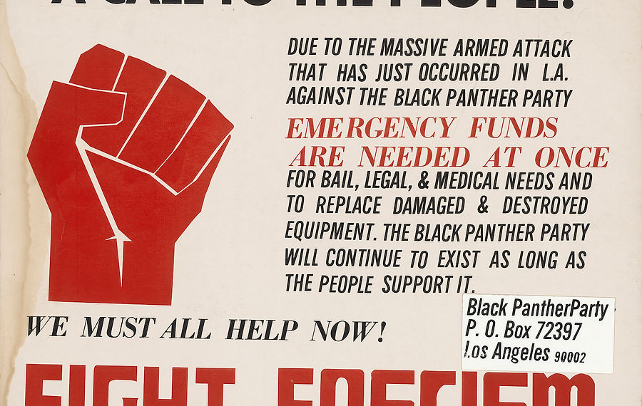 Five Decades of Posters Protesting Police Violence