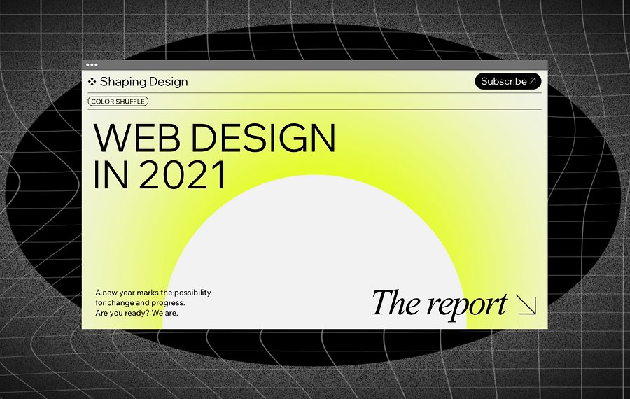 Web Design in 2021: What to Expect