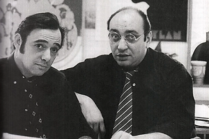 A Few Words About Milton Glaser by Seymour Chwast