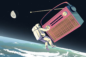 Twenty Thousand Hertz: How Does NASA Run Live Audio From the Moon and Beyond?