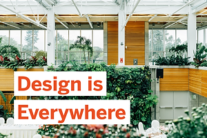 Design is Everywhere: Revolutionizing Buildings for Communities and the Environment