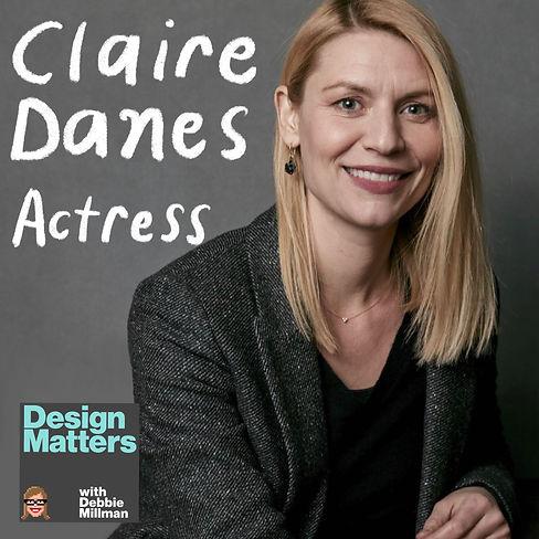 Design Matters: Claire Danes