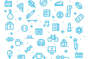 Icons Galore, From Studio MUTI