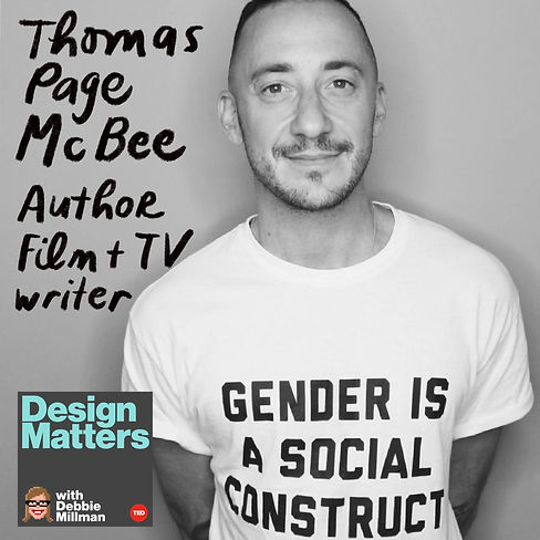 Design Matters From the Archive: Thomas Page McBee