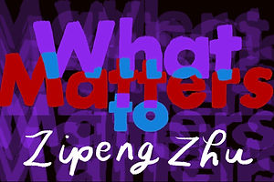 What Matters: Zipeng Zhu on Building Anew With LEGOs