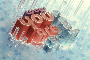 Adobe Dimension April Release: Elevate Your Creative Designs with 3D Text and Customizable Shapes
