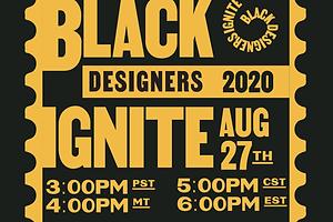 Black Designers Ignite! Set for Thursday