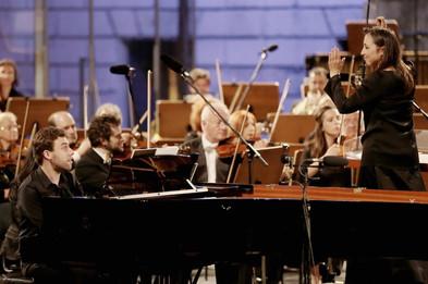 Ravel Piano Concerto with Orquestra Sinfónica Portuguesa