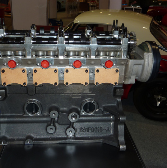 FVC Engine Cast Iron Block