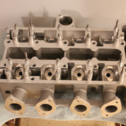 Lotus Twin Cam Head