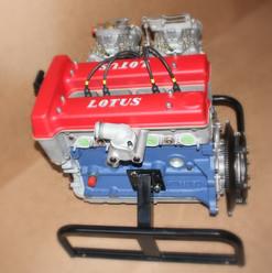Lotus Twin Cam Engine