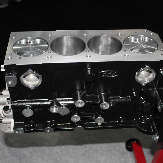 BDG Short Engine