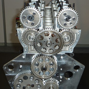 FV-100 Front Gear Train